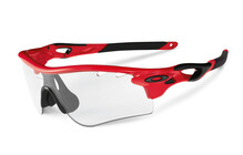 Oakley Radarlock Path Photochromic infrared/clear black iridium
